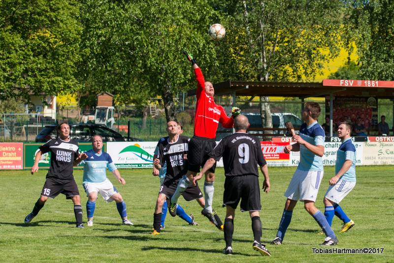 SG Kalten Rhön II - VfL Meiningen II