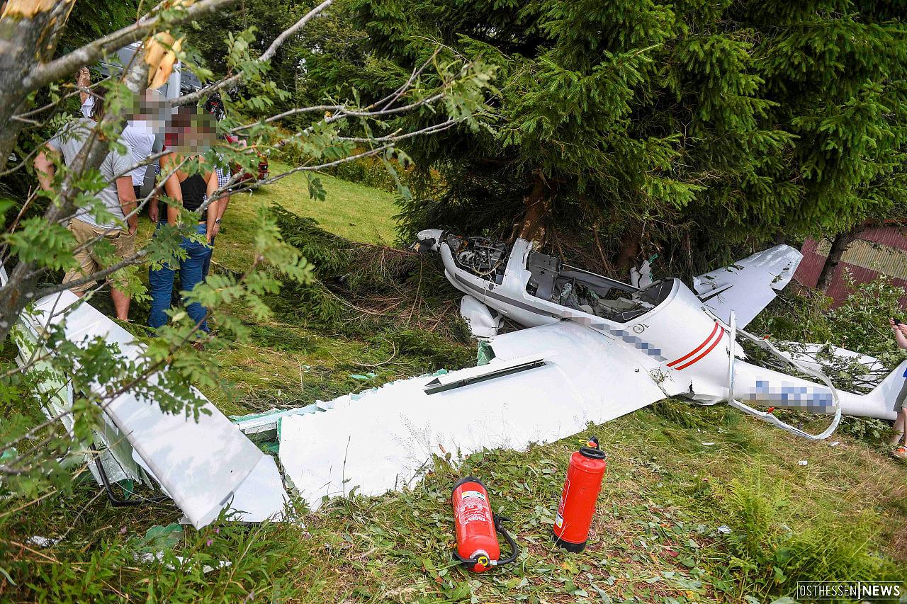 Wasserkuppe Unfall