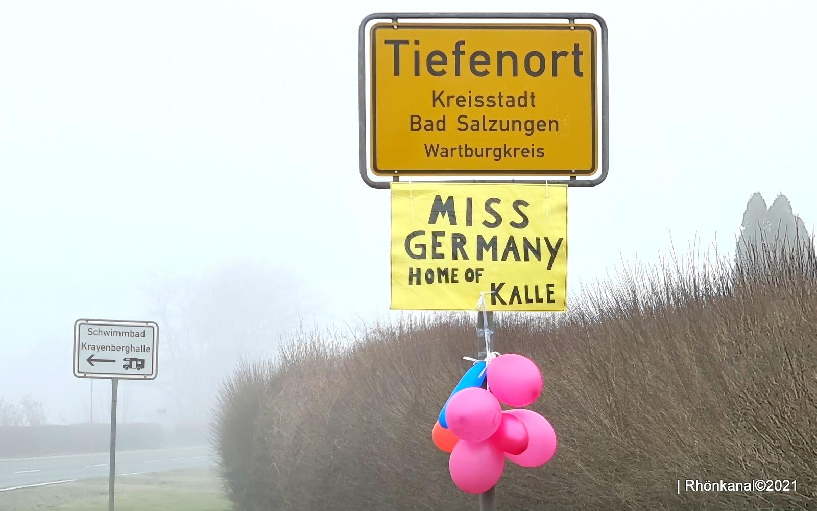 Wir sind Miss Germany - Anja aus Tiefenort ist die ...